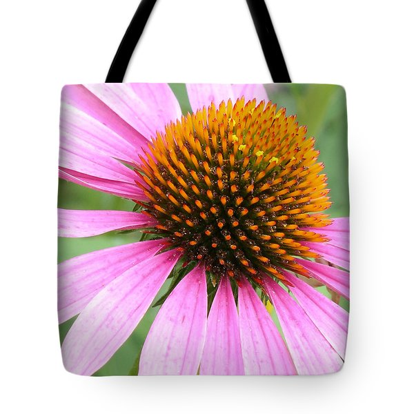 Tote Bag featuring the photograph Wildflower In Profile by Anita Oakley