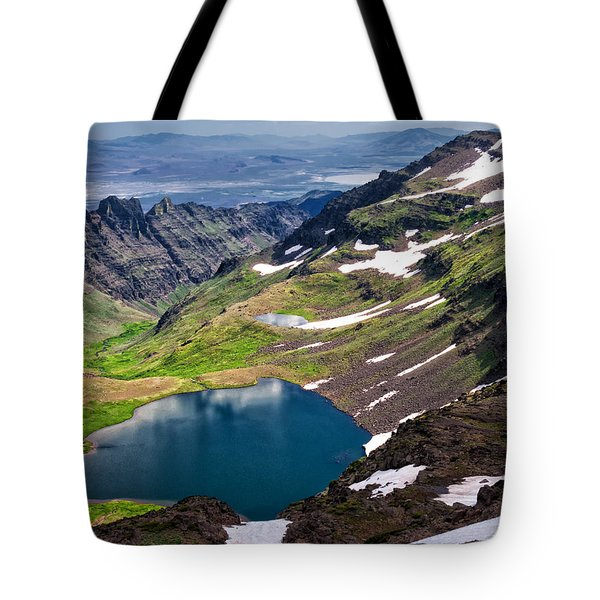 Wildhorse Lake Tote Bag