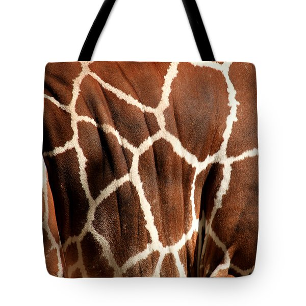 Wildlife Patterns  Tote Bag