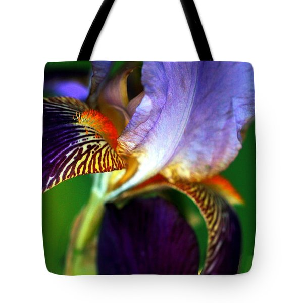 Wildly Colorful Tote Bag
