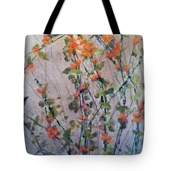 Wilds Tote Bag