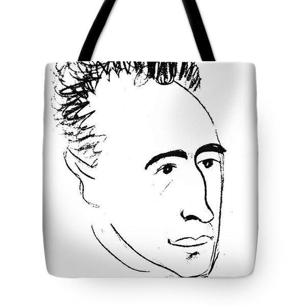 Wilhelm Reich (1897-1957) Tote Bag