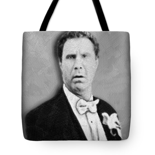Will Ferrell Old School  Tote Bag