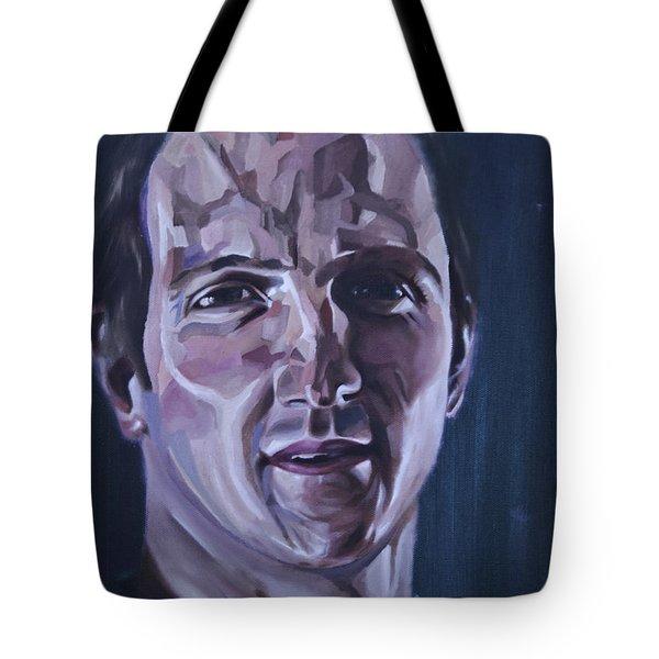Will Greenwood Tote Bag