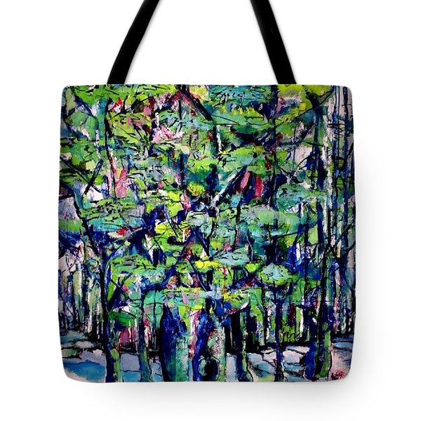 Will His Playground Exsist? Tote Bag