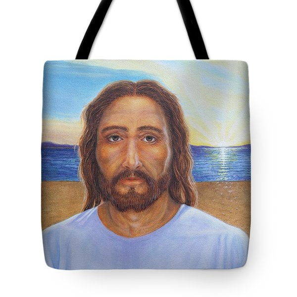 Will You Follow Me - Jesus Tote Bag