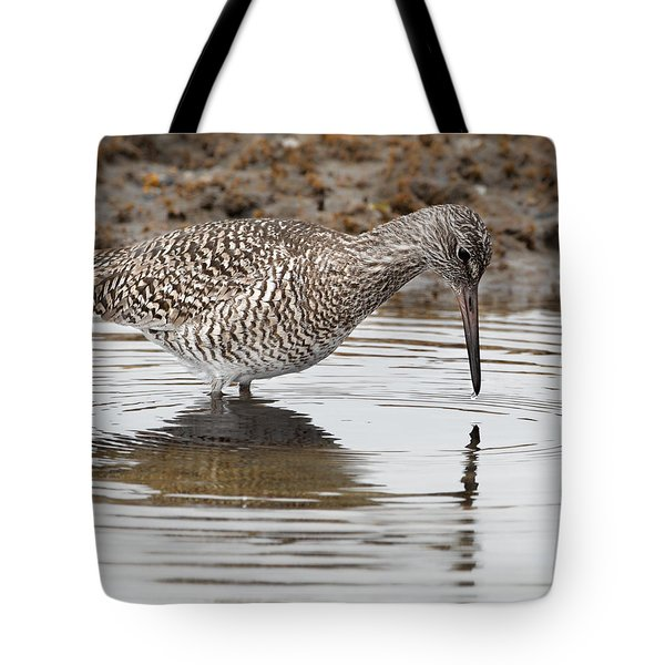 Willet Tote Bag by Bill Wakeley