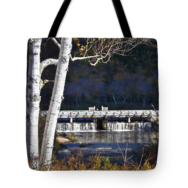 Willey Pond Tote Bag