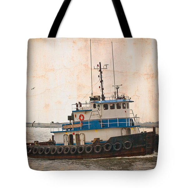 William Breckinridge Tote Bag by Debra and Dave Vanderlaan