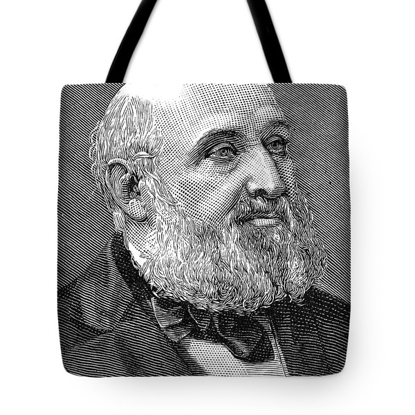 William Farr (1807-1883) Tote Bag by Granger