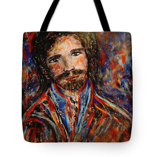 William Tote Bag by Natalie Holland
