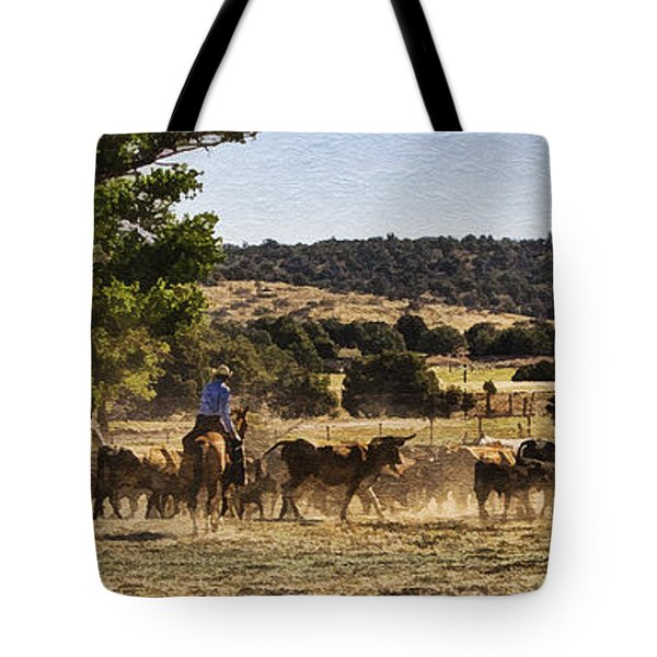 Williamson Valley Roundup 6 Tote Bag