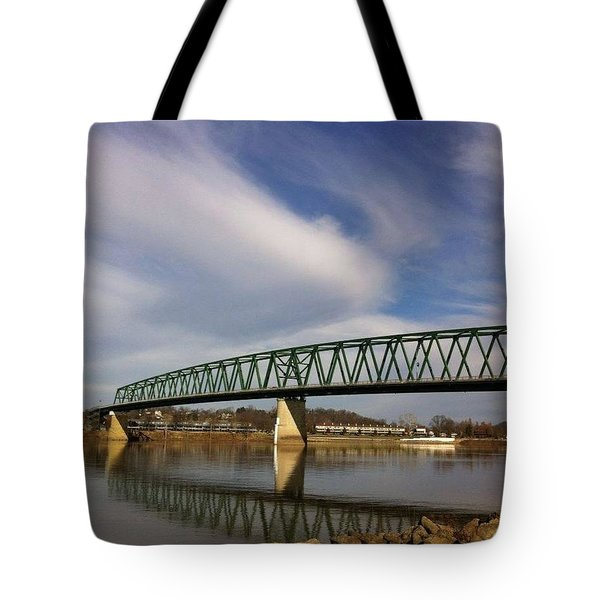 Williamstown Wv My Hometown Tote Bag
