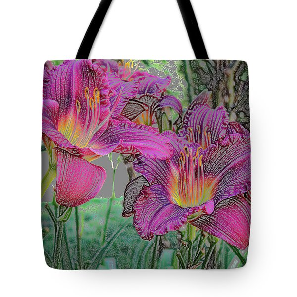 Willie Nilly  Tote Bag by Don Wright