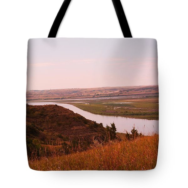 Williston Basin Tote Bag