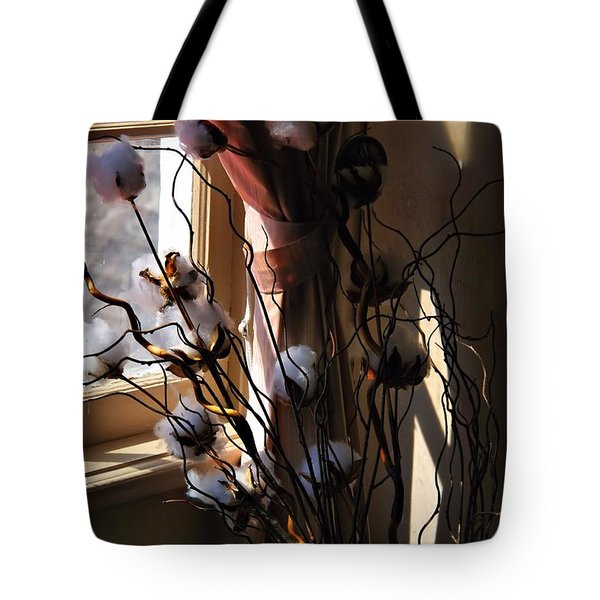Willow And Cotton Tote Bag