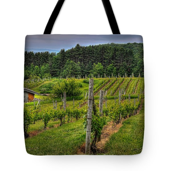 Willows Winery Tote Bag by Trey Foerster