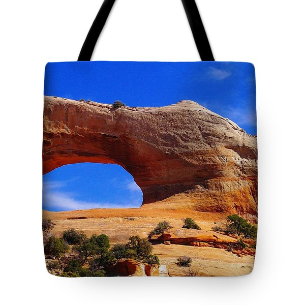 Wilsons Arch Tote Bag by Jeff Swan