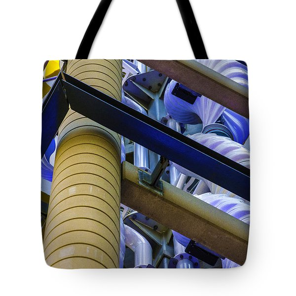 Wind Abstract No.1 Tote Bag