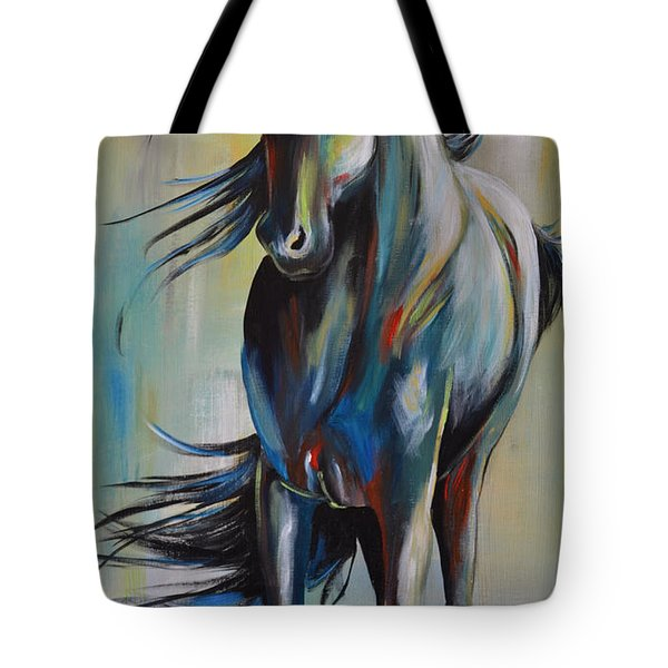 Wind Dancer Tote Bag by Cher Devereaux