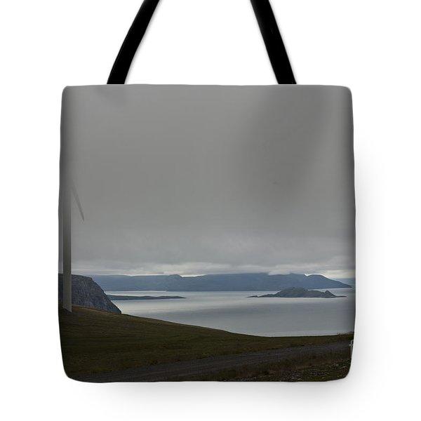 Wind Energy Tote Bag by Heiko Koehrer-Wagner