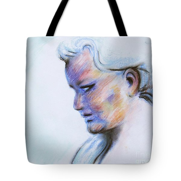 Wind Mother Tote Bag