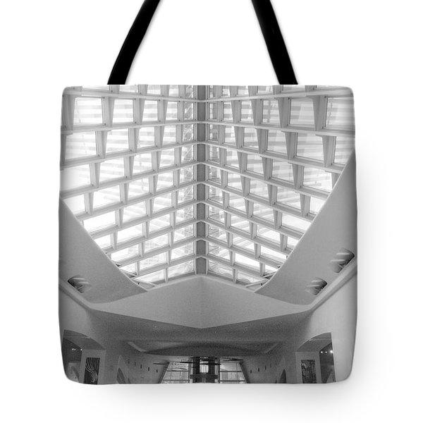 Windhover Hall Tote Bag