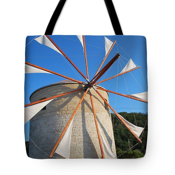 Windmill  2 Tote Bag