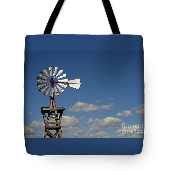 Windmill-5764b Tote Bag by Gary Gingrich Galleries