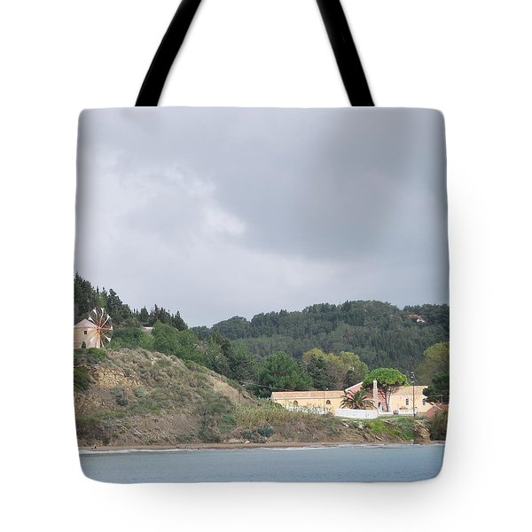 Windmill Built 1830 Tote Bag