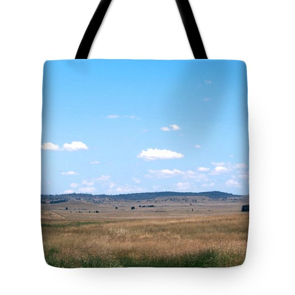 Windmill On The Plains Tote Bag by Kaleidoscopik Photography