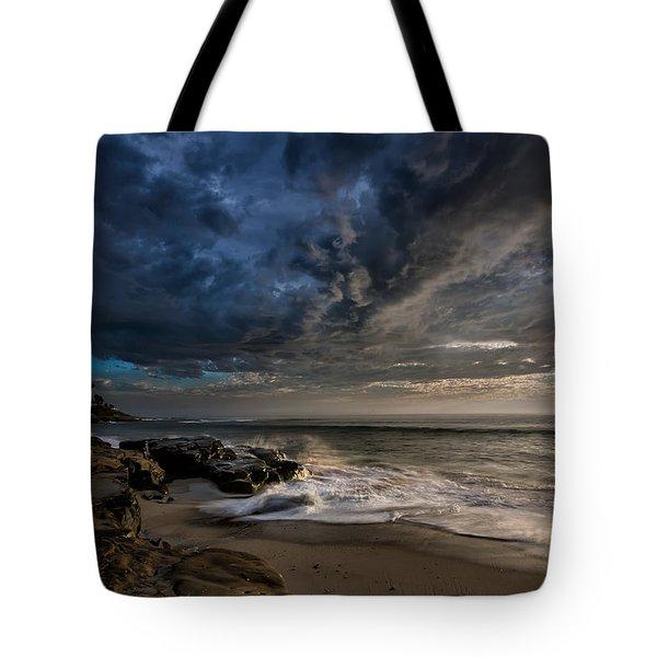 Windnsea Stormy Tote Bag