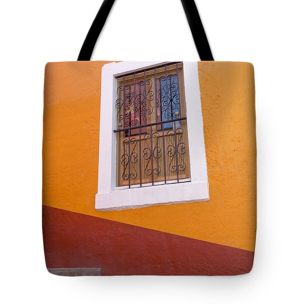 Window 1 Tote Bag by Douglas J Fisher