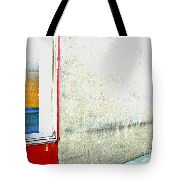 Window And Wall Tote Bag