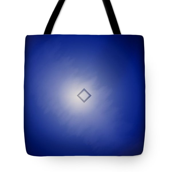 Window At The Center Tote Bag