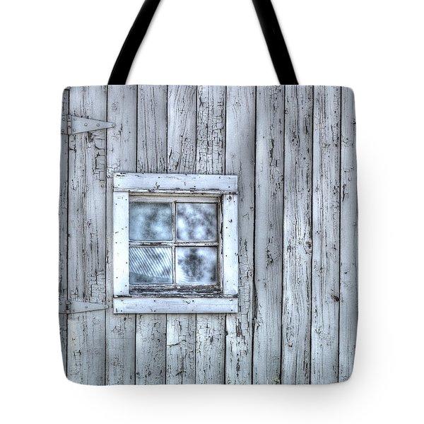 Window Tote Bag by Juli Scalzi
