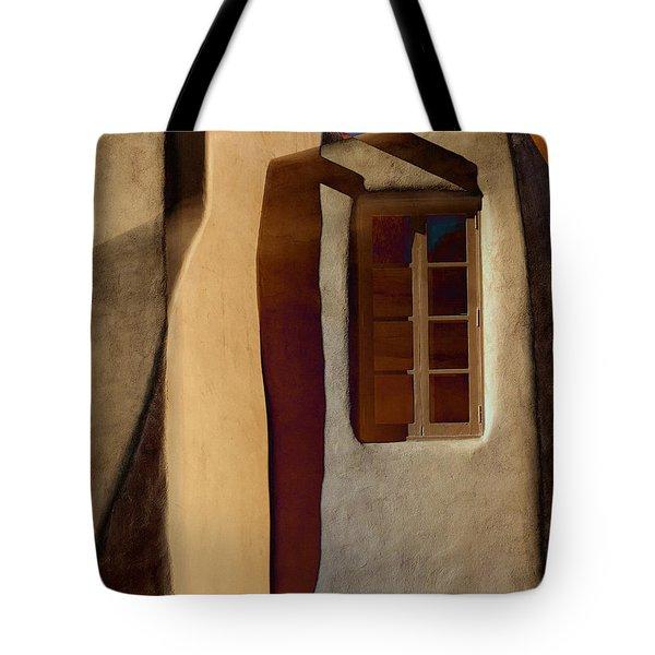 Window De Santa Fe Tote Bag