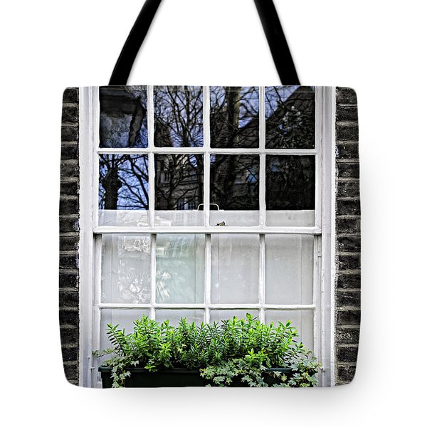 Window In London Tote Bag
