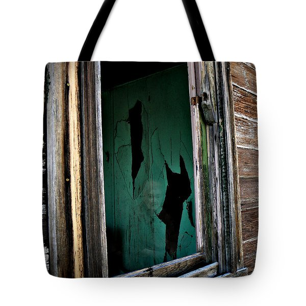 Window Into Past Tote Bag