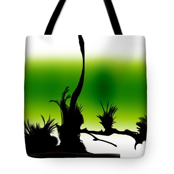 Window Tote Bag by Len YewHeng