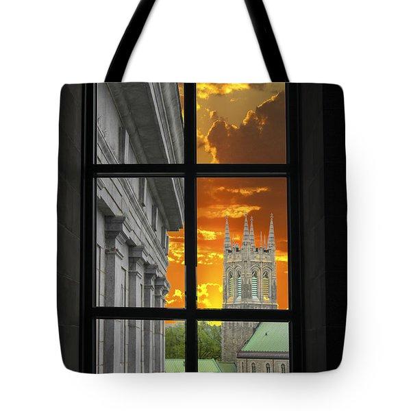 Window Series 03 Tote Bag