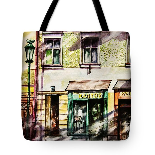 Window Shopping Tote Bag