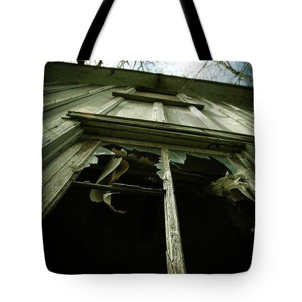 Window Tales Tote Bag
