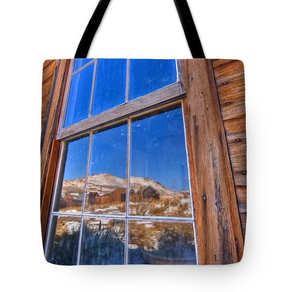 Window To Bodie Tote Bag