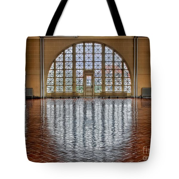 Window To Freedom Tote Bag by Susan Candelario