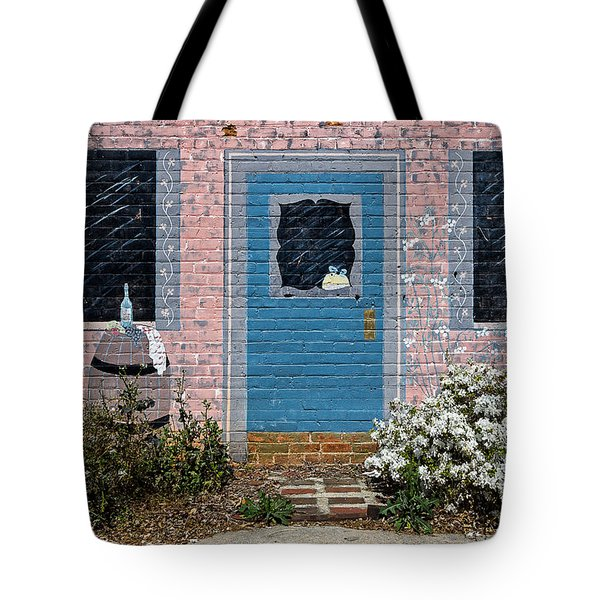 Window With No View Tote Bag