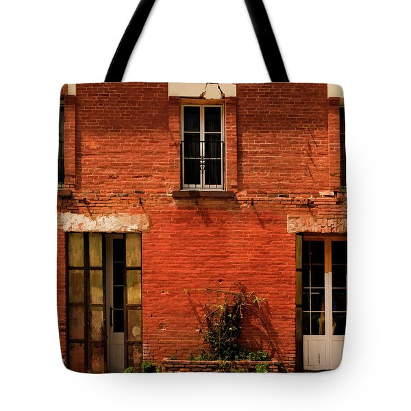 Windows And Doors Tote Bag