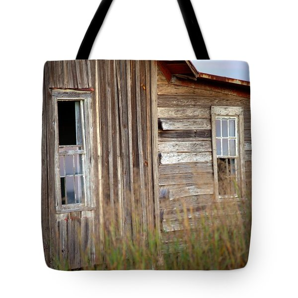 Tote Bag featuring the photograph Windows On The World by Gordon Elwell