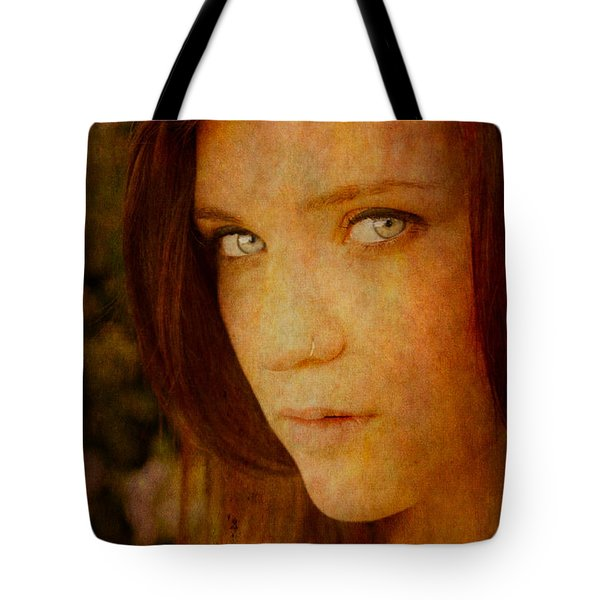 Windows To The Soul Tote Bag by Loriental Photography