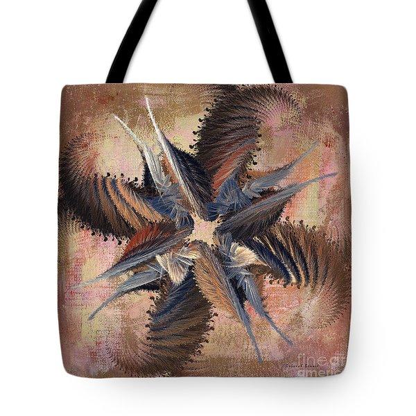 Winds Of Change Tote Bag by Deborah Benoit